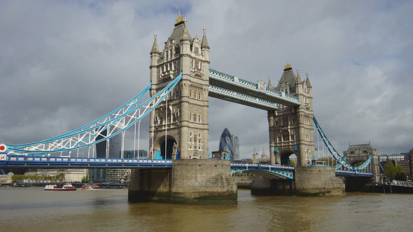 VideoHive Tower Bridge In London 11369263