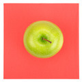 Green apple and red napkin - PhotoDune Item for Sale