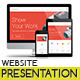 Minimal Website Presentation - VideoHive Item for Sale