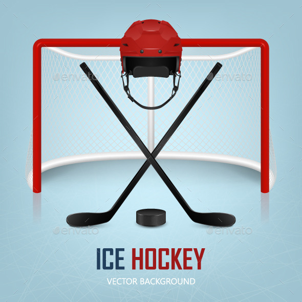 GraphicRiver Ice Hockey 11357550