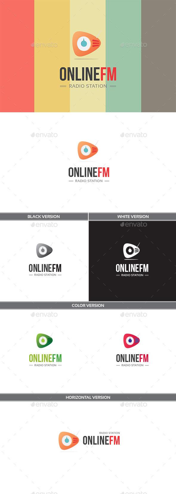 GraphicRiver Onlinefm 11370201
