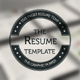 Five Pages Resume | CV Temp. - GraphicRiver Item for Sale