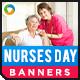 International Nurses Day Banners