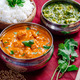 Butter chicken and Saag Paneer - PhotoDune Item for Sale