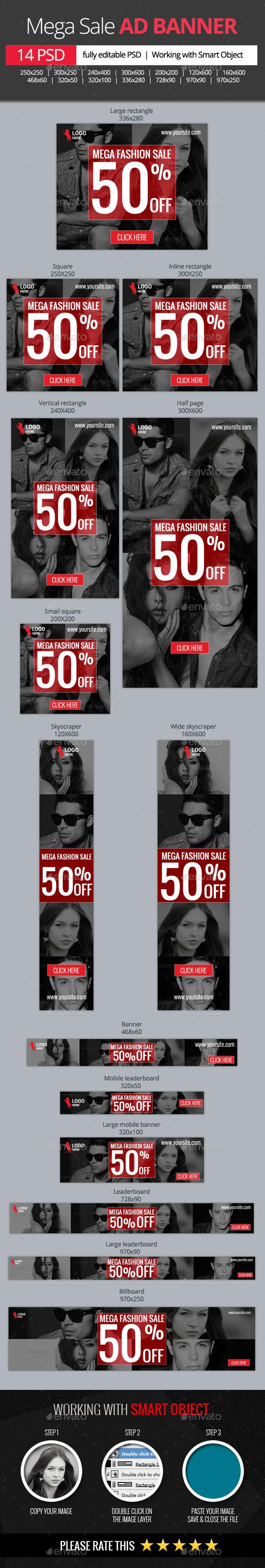 GraphicRiver Mega Fashion Sale 11371614