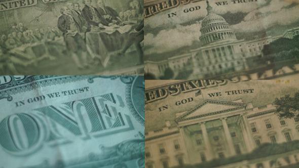 Money USA Dollars 7