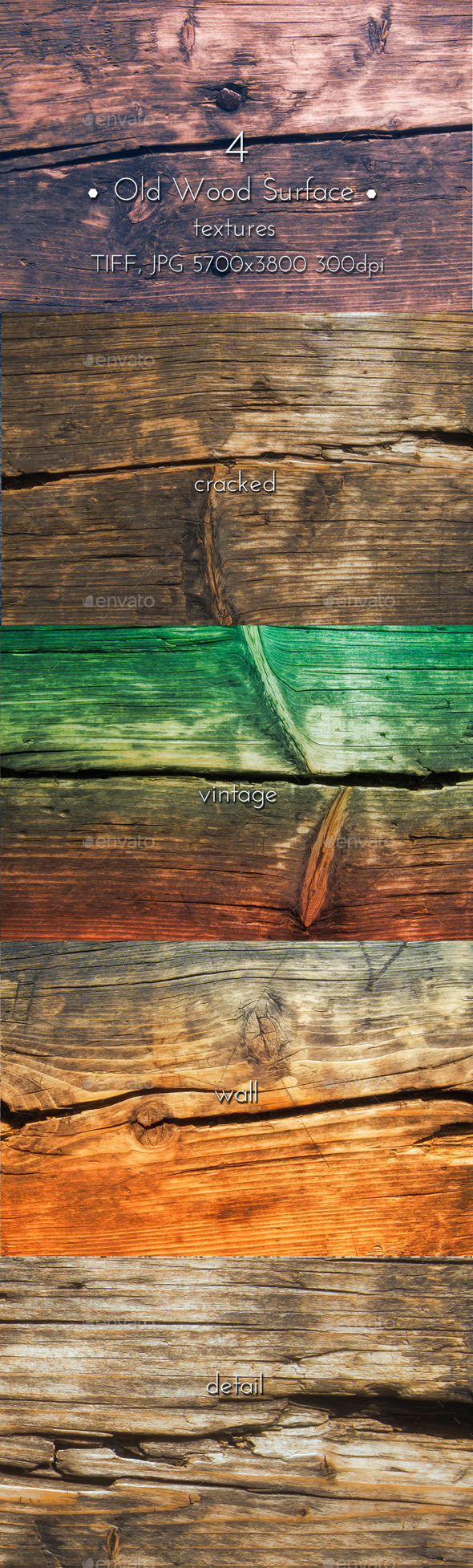 GraphicRiver Old Wood Surface Texture 11372582