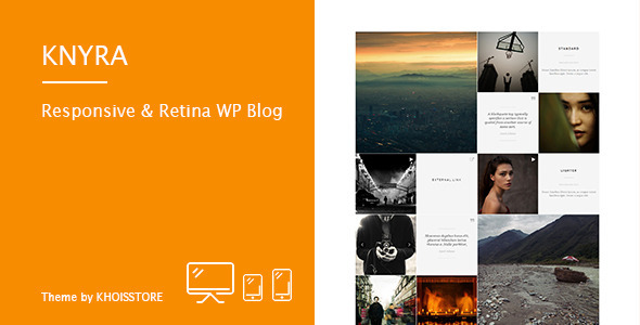 ThemeForest Knyra Responsive & Retina WordPress Blog 11259449