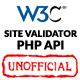 W3C Site Validator - Unofficial API - CodeCanyon Item for Sale