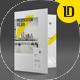A4 Multipurpose Presentation Folder 004 - GraphicRiver Item for Sale