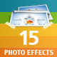 15 Photo Effects