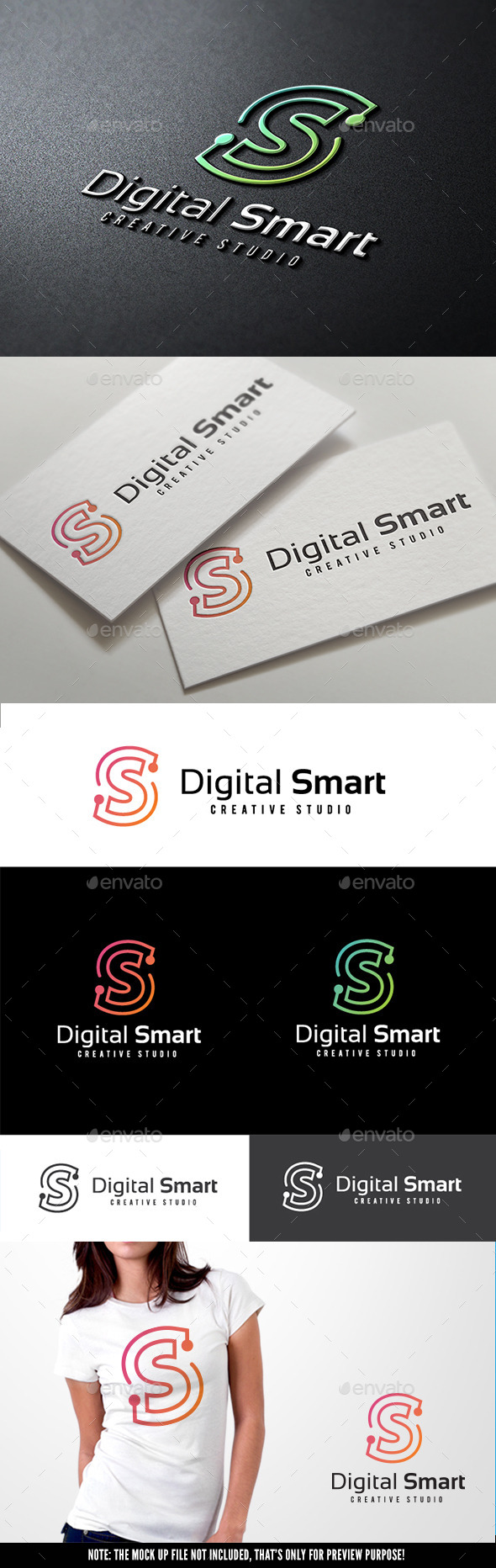 GraphicRiver Digital Smart 11373303