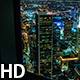 Building Downtown Los Angeles Traveling  - VideoHive Item for Sale