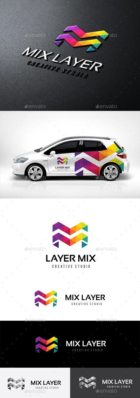 GraphicRiver Mix Layer 11373640