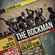 Rock Event Flyer / Poster Vol.3 - GraphicRiver Item for Sale