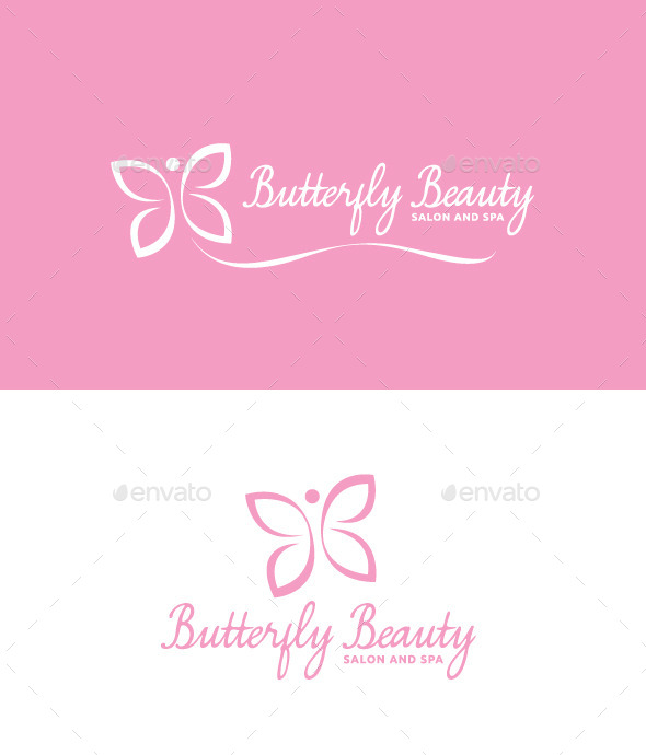 GraphicRiver Butterfly Beauty 11374742