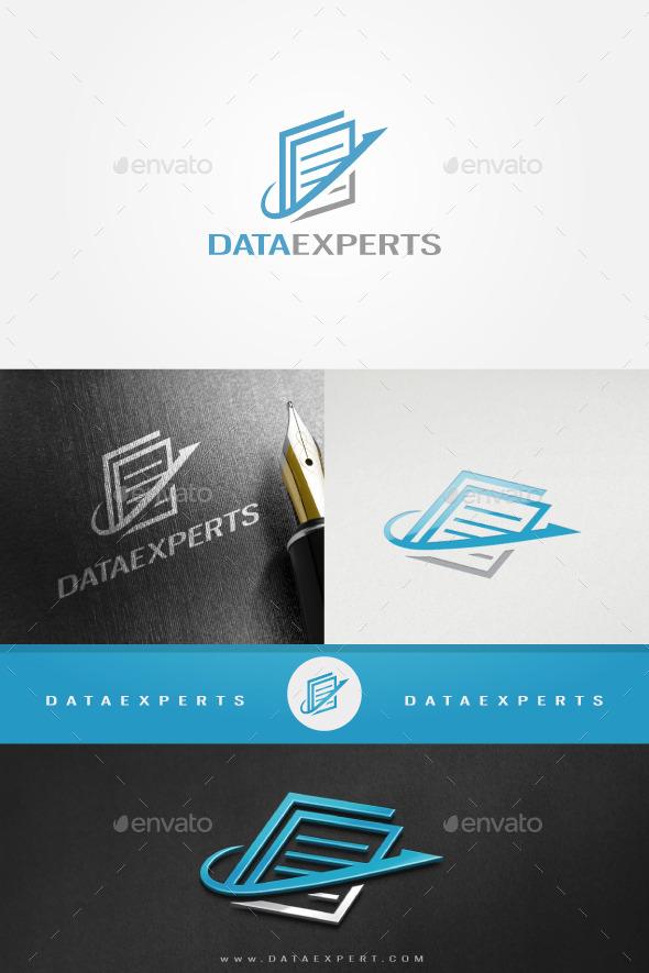 GraphicRiver Data Document Expert 11375180