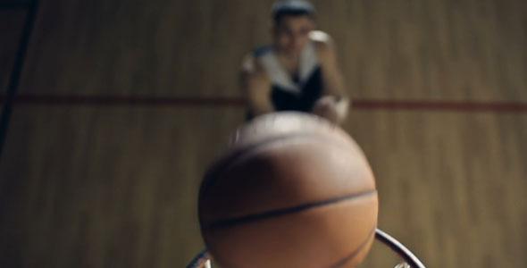 Scoring a Basket from Set Shot