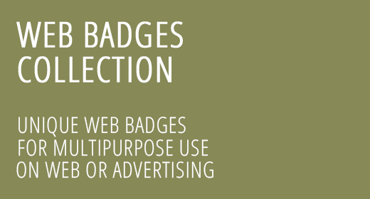 Advertising & Web Badges