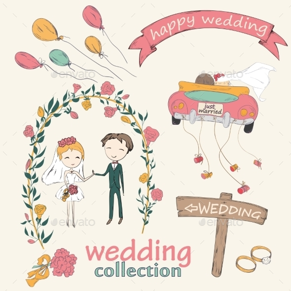 GraphicRiver Wedding Ceremony 11376384