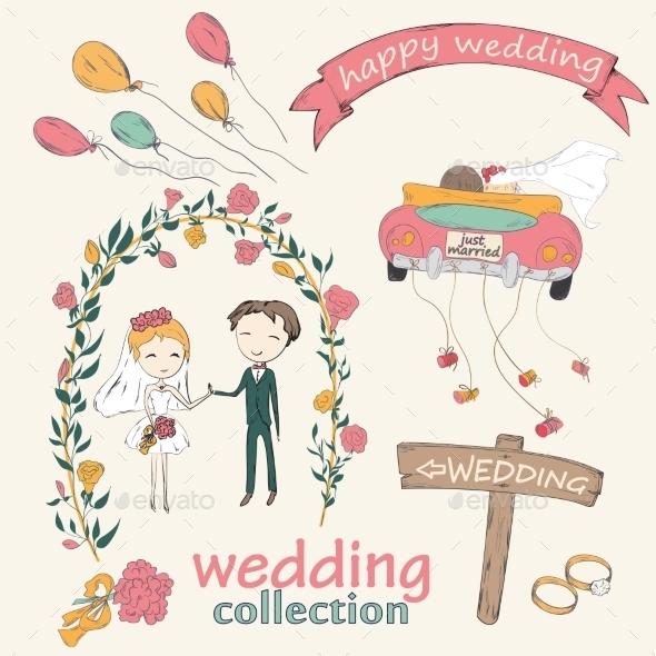 GraphicRiver Wedding Ceremony 11376384