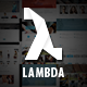 Lambda - Multi Purpose Responsive Bootstrap Theme - ThemeForest Item for Sale