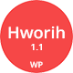 Hworih - A Clean & Responsive WordPress Blog Theme - ThemeForest Item for Sale