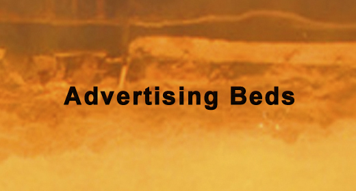 Advertising Beds