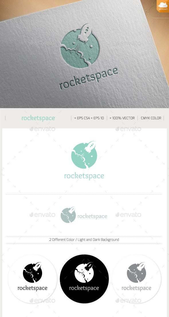 GraphicRiver Rocket Space 11377846
