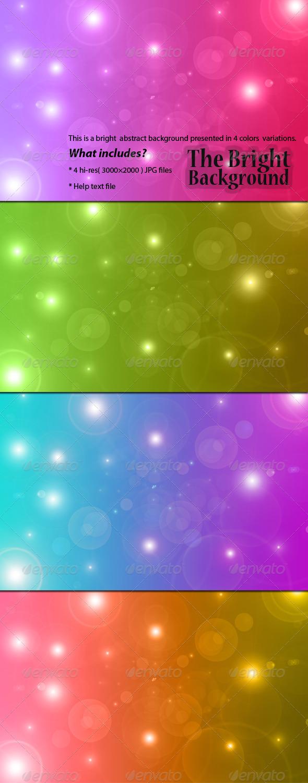 GraphicRiver The Bright Background 140444