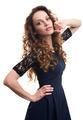 young beautiful woman posing - PhotoDune Item for Sale