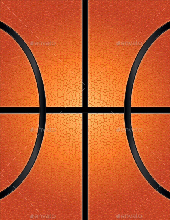 GraphicRiver Basketball Texture Background 11378364
