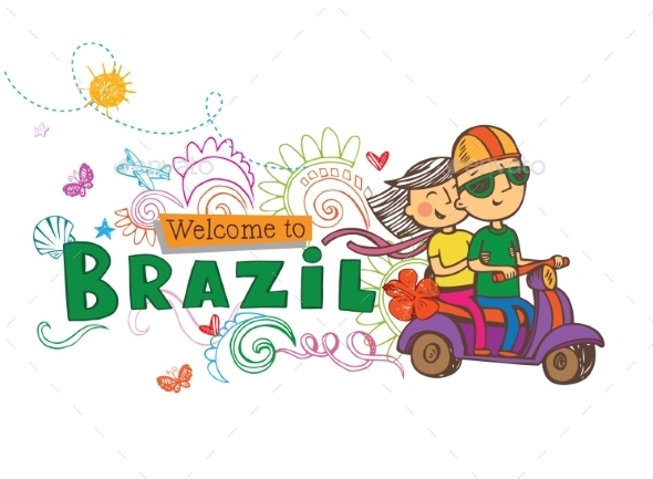 GraphicRiver Welcome to Brazil 11378399