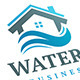 Water House Logo Template