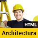 Architectura - Construction HTML Template