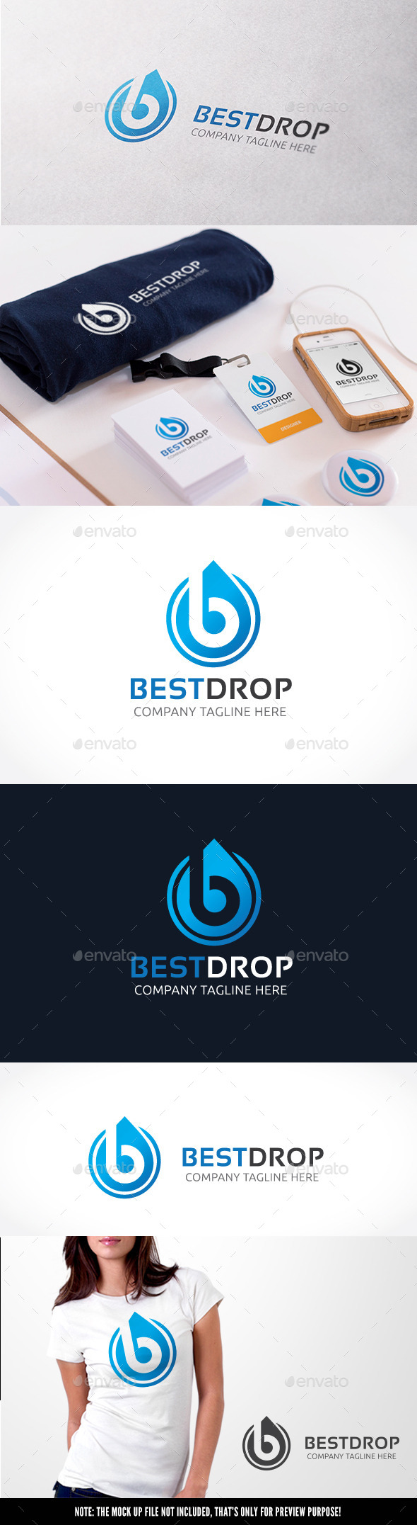GraphicRiver Best Drop 11379743