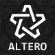 Altero — Responsive Morphing Multipurpose Template - ThemeForest Item for Sale