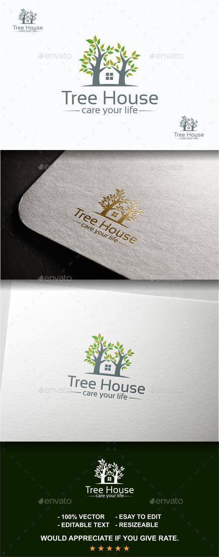 GraphicRiver Tree House 11380140
