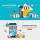 Flat Design Illustration Concepts - GraphicRiver Item for Sale