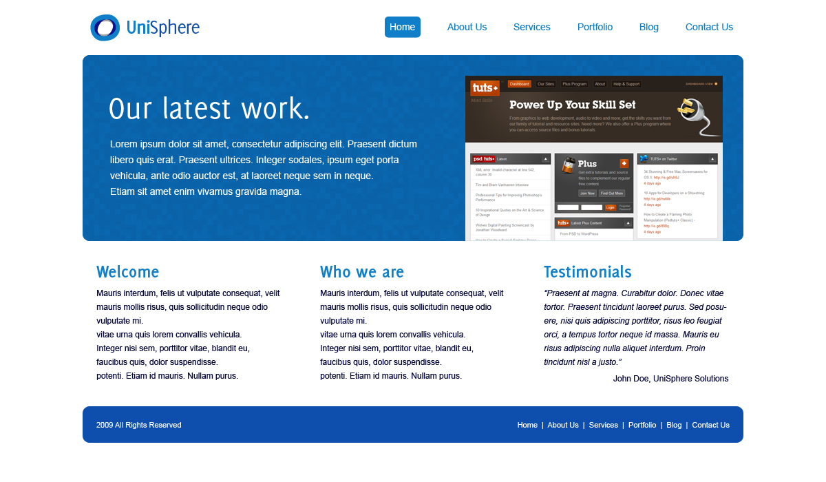 UniSphere Corporate