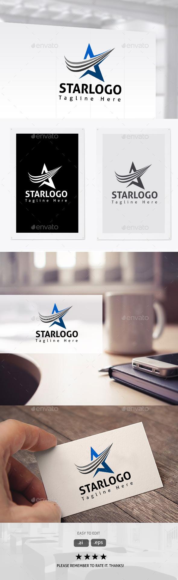GraphicRiver Star Brand 11381845