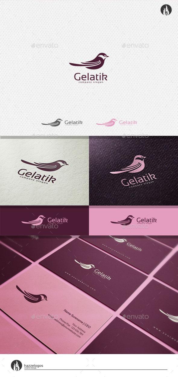 GraphicRiver Gelatik Logo 11383410