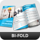 Creative Corporate Bi-Fold Brochure Vol 33 - GraphicRiver Item for Sale
