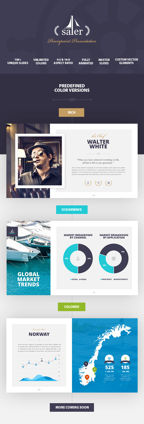 GraphicRiver Salor Powerpoint Presentation Template 11383688