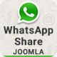 WhatsApp Share for Joomla