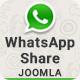 WhatsApp Share for Joomla