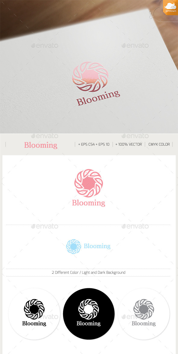 GraphicRiver Blooming 11386057