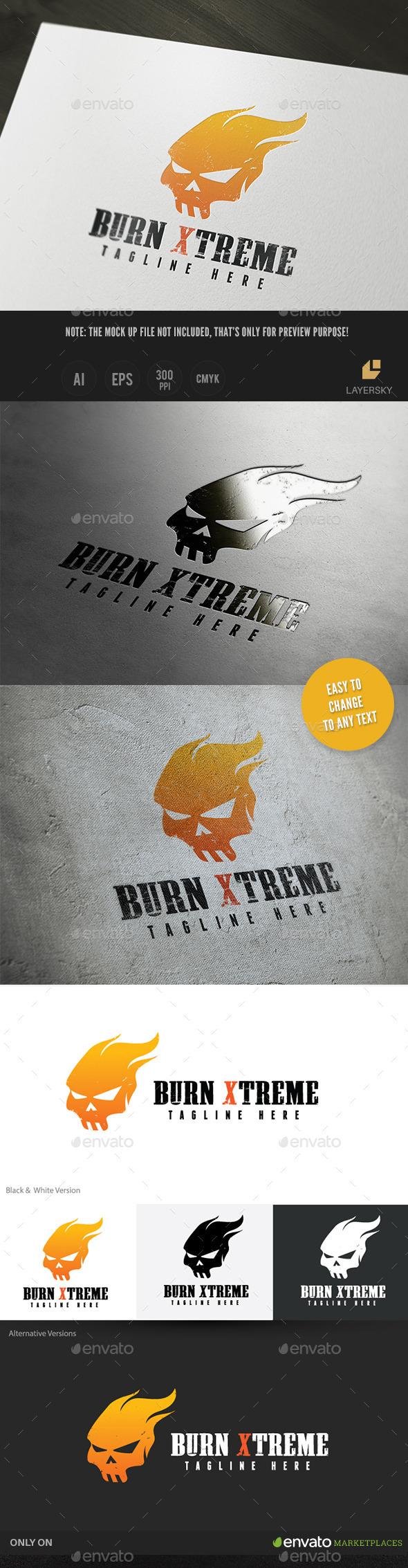 GraphicRiver Buren Extreme 11386409