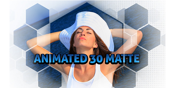 VideoHive 30 Animeted Matte Pack 1 11386463