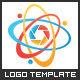 Atom Studio - Logo Template